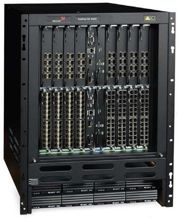 Brocade FastIron SX 1600 Switch