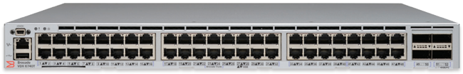 Brocade VDX 6740T-56-1G Switch